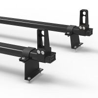 VAUXHALL Combo Roof rack bars 2 bar system + Load Stops ...
