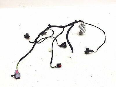 REPAIR SET CABLE WIRING HARNESS TAILGATE LOOM REAR DOOR