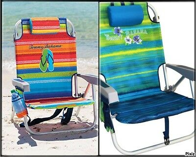 tommy bahama chair cooler backpack rocking chairs for toddlers beach rainbow m color stripe 2 pack