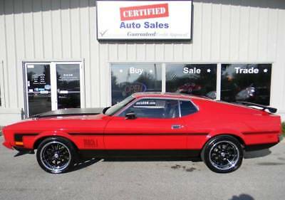 Is one of the least changed mustang models in the mustang's history. 1973 Ford Mustang Fastback 15 100 00 Picclick