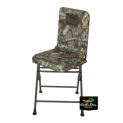 tall fishing chair office star eco leather swivel hunting seat black blind big boy padded new banded stool realtree edge camo