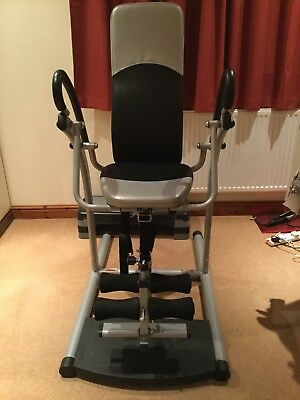 marcy inversion chair table high and chairs for kitchen confidence pro back invert align exercise 25 00 therapy workout ivt845