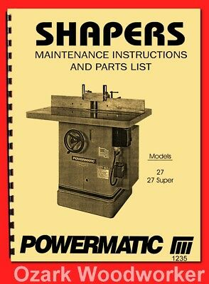 Powermatic 26 Shaper Spindle