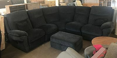 lazy boy corner sofa uk express living room furniture la z lazyboy 2 manual reclining coda black