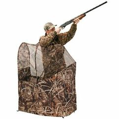 Duck Hunting Chair Folding Hinges Elkton Outdoors Blind With Foldable