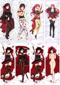 GAME RWBY Neopolitan Neo Dakimakura Hugging Body Pillow ...