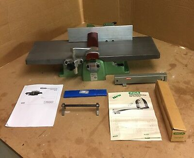 Inca 570 Jointer Planer