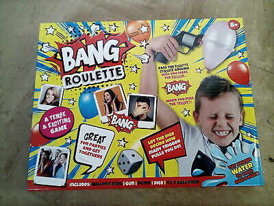 water balloon bang roulette