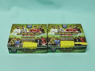 Panini Adrenalyn XL FIFA 365 2021 2 x Display / 48 Booster