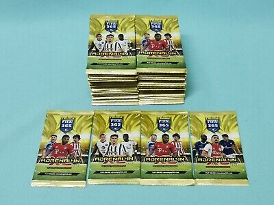 Panini Adrenalyn XL FIFA 365 2021 50 x Booster / 300 Trading Cards