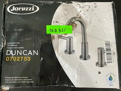 jacuzzi duncan brushed nickel pvd 2