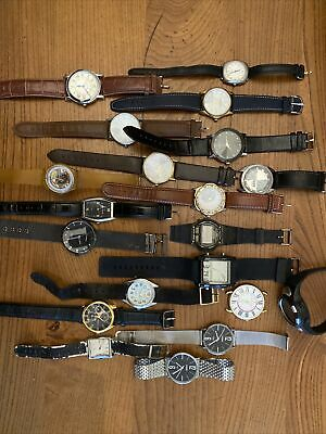 Lot 20 Men's Watches In L State