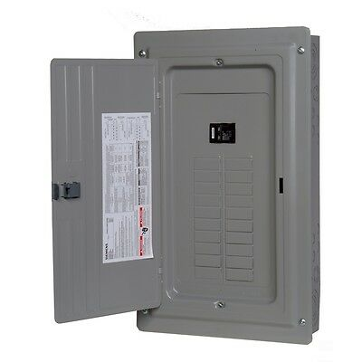 100 Amp Wadsworth Fuse Box Magnetic And Color Coded 30 Amp 11 Circuit Breaker Box