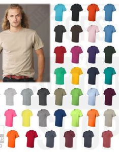Jerzees dri power active mens  shirt plain basic blank tee  also rh picclick