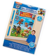 AMSCAN International Paw Patrol Scene Setters Wall