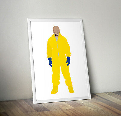 Breaking Bad The Art Wall | iltribuno.com