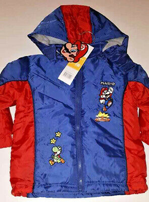 Unfortunately, they couldn't have started on a worse foot that the 1993. Giubbotto Cappotto Giacca Invernale Bambino Piumino Super Mario Rosso Azzurro Eur 25 90 Picclick It