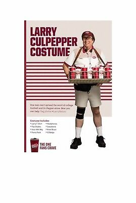 dr pepper guy halloween