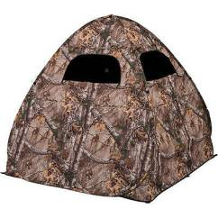 Ameristep Chair Blind Covers New Year Durashell Plus Portable Camouflage Deluxe Hunting Tent Gunman Ground Blinds Realtree Edge