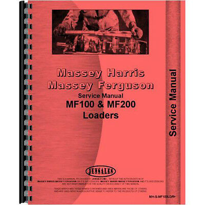 massey ferguson 175 parts diagram 6th grade animal cell labeled with functions manual 67 00 picclick new loader service