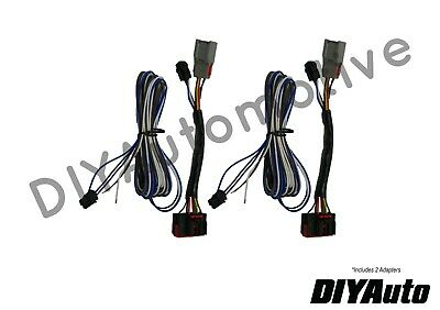 WIRING HARNESS ADAPTER 8 pin to 22 pin Tow Mirrors For
