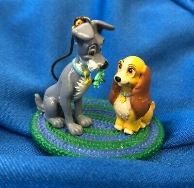 Lady And The Tramp Christmas Ornaments