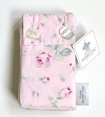 simply shabby chic embroidered hem