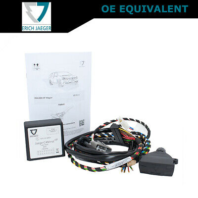 PLUG IN TOWBAR / Trailer Wiring Harness + ECU Module