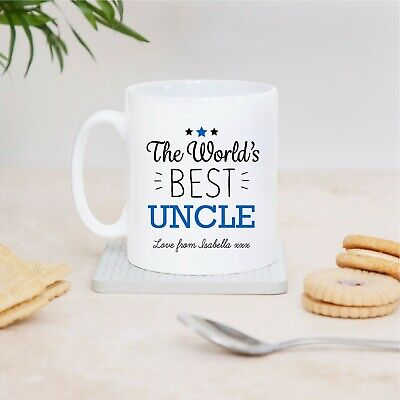 personalised worlds best uncle