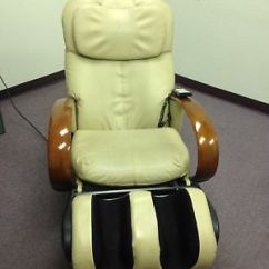 Htt Massage Chair Covers Wedding Cost Human Touch Technology 10 Crpv 290 00 Picclick