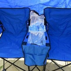 Fishing Chair Rain Cover Living Room Accent Chairs Double Folding With For Ideal Or Picnic