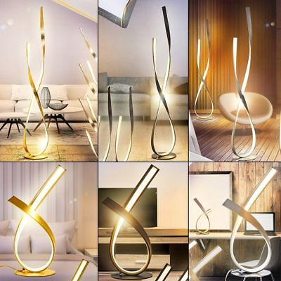 dimmbare led design stehleuchte medle