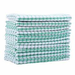 Bulk Kitchen Towels Kitchener 12 Meat Grinder 100 Cotton Dish Cloths Scrubbing Dishcloths Sets