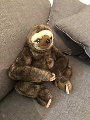 neal sofaworks teddy bamboo sofa bed soft neil the sloth toy sofology advert advertising
