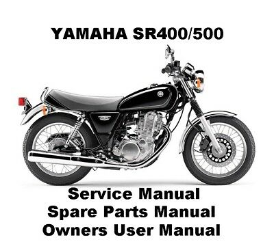 YAMAHA XS750 XS850 Owners Workshop Service Repair Parts