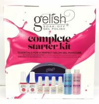 GELISH HARMONY SOAK Off UV Gel Complete Starter Kit/5