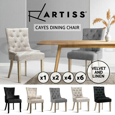 retro cafe dining chairs at sears 1 2x artiss cayes fabric french provincial kitchen