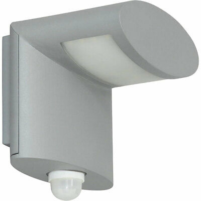 Ranex LED Wall Lamp Outdoor Gray IP44 4,5W 330lm Warm White 3000K