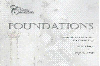 Classical Conversations Foundations Guide 4th Edition