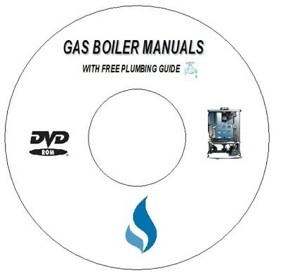 CORGI GAS BOILER Service Repair Manuals Central Heating