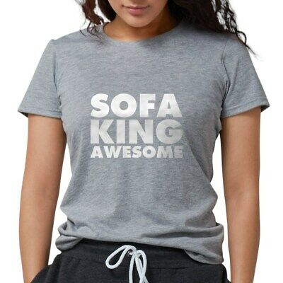sofa king awesome t shirt klaussner holly cute funny novelty baby unisex onesie boy girl clothes cafepress womens tri blend 147323480