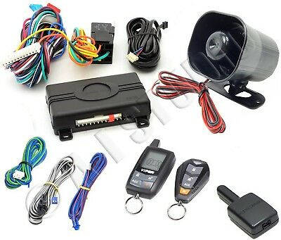 viper 5305v car alarm solar controller wiring diagram panel charge anonymerfo 2 way security keyless entry system w remote 3305v with shock sensor