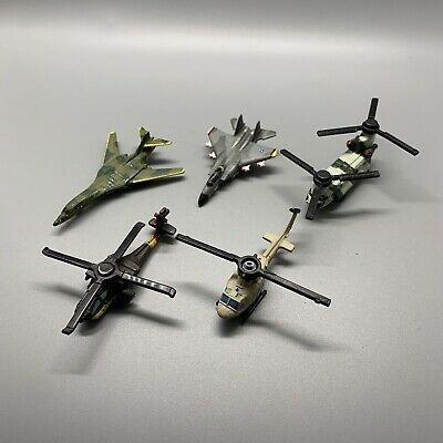 micro machines military helicopter