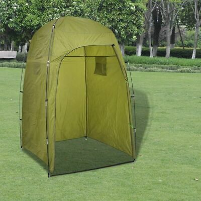 vidaXL shower tent changing tent WC toilet tent side tent storage tent camping G