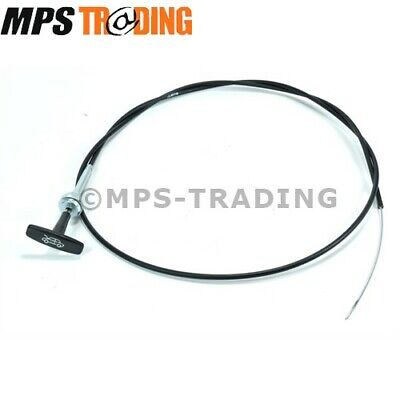 LAND ROVER BONNET Release & Choke Cables New Old Stock
