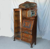 1900-1950, Desks & Secretaries, Furniture, Antiques | PicClick
