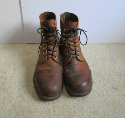 red wing shoes heritage