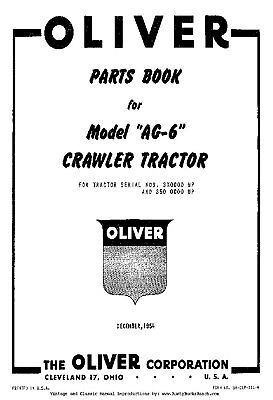 GUIDE TO HART-PARR, Oliver and White Farm Tractors