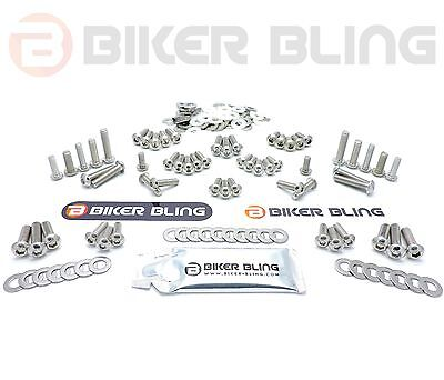 BMW R1150RS R22 2001-2004 stainless steel motorcycle