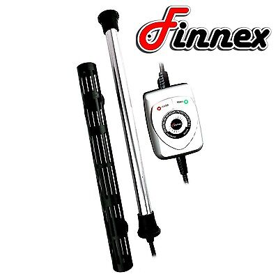 FINNEX TH-0500S 500W Titanium Aquarium Heater Heating Tube